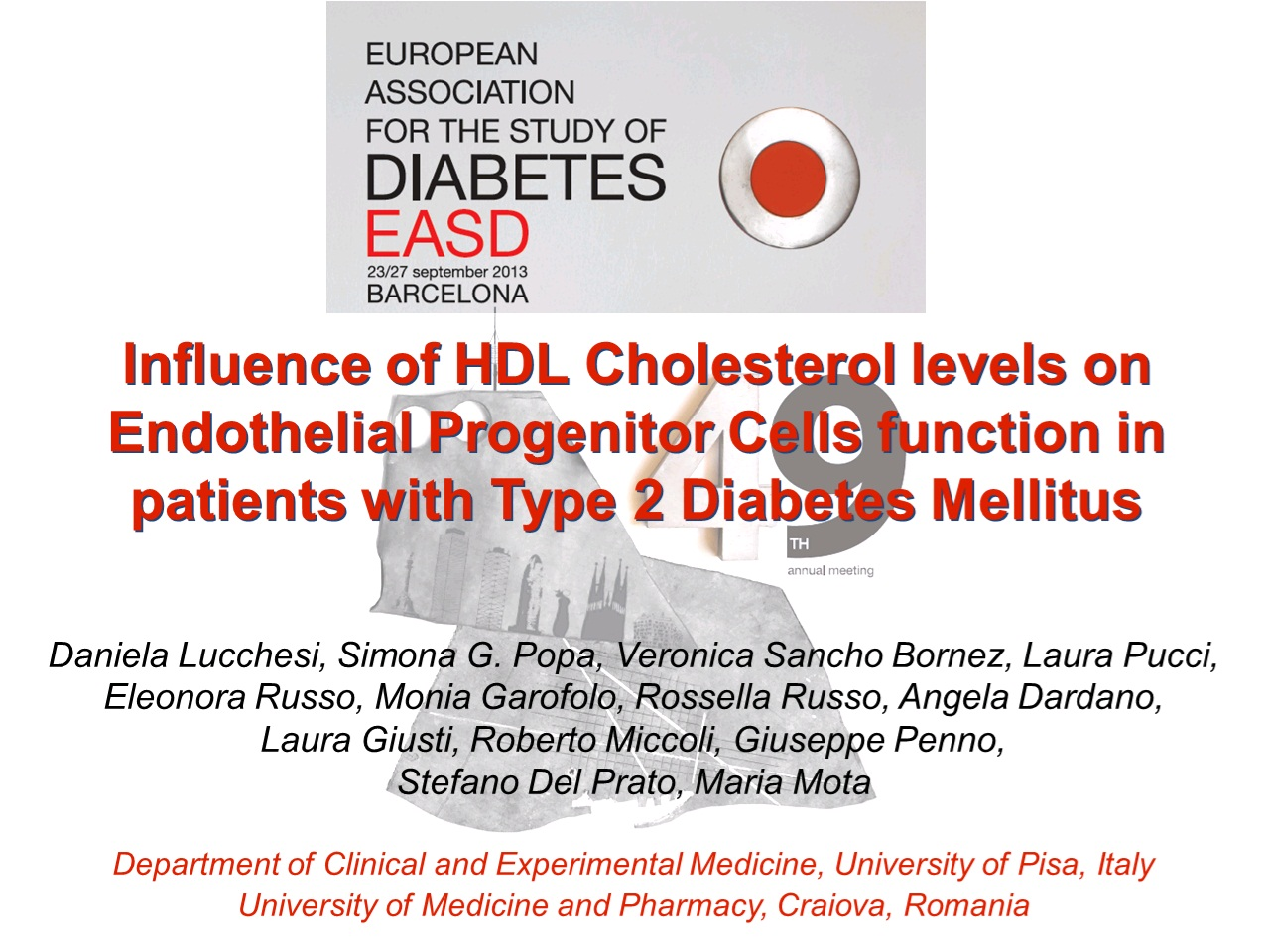 Hdl cholesterol levels