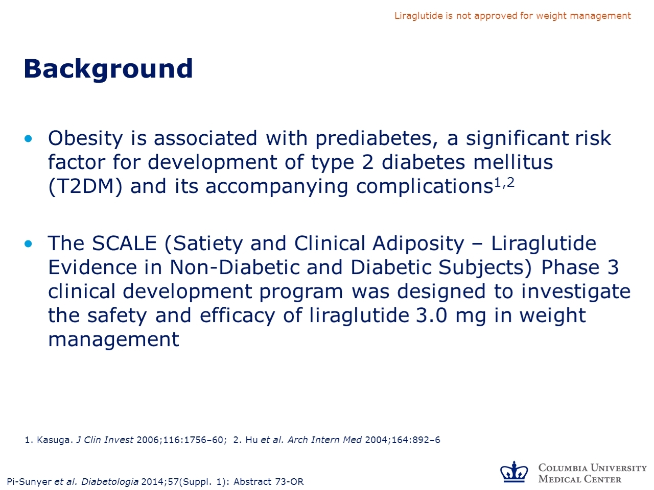 liraglutida pre diabetes